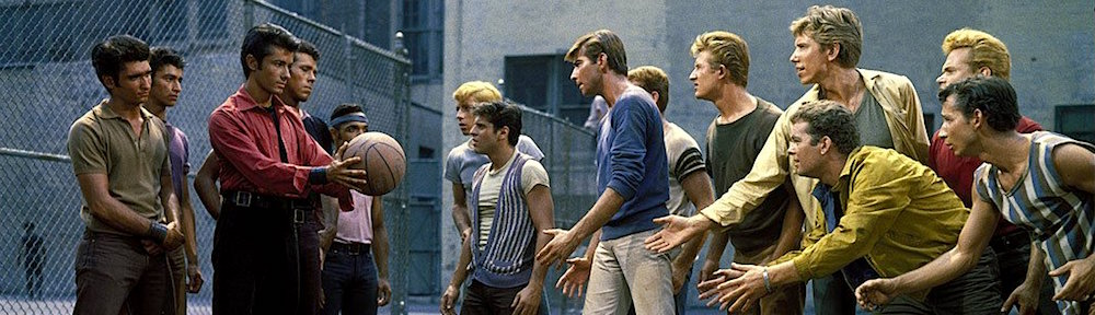 West Side Story banner