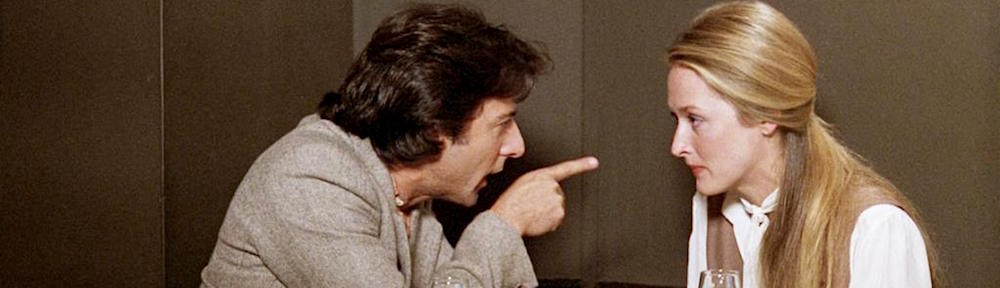 Kramer vs Kramer banner