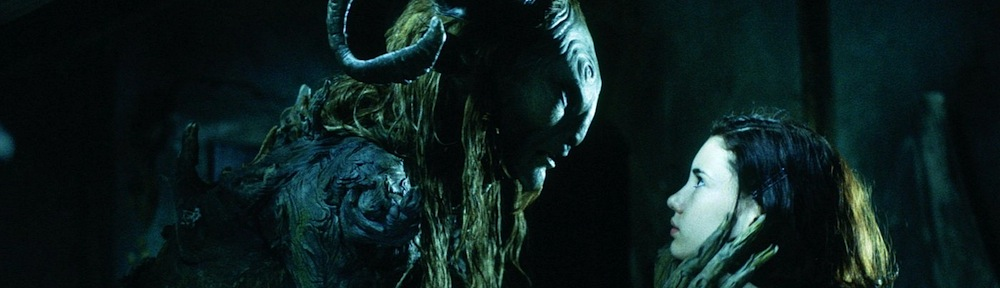 Pan's Labyrinth banner