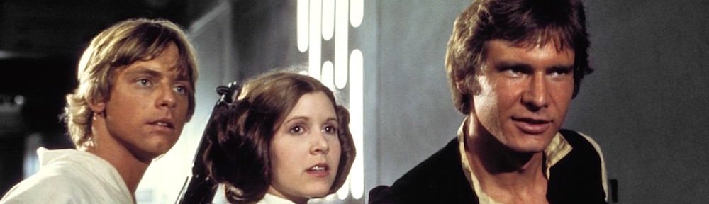 Star Wars Episode 4 banner