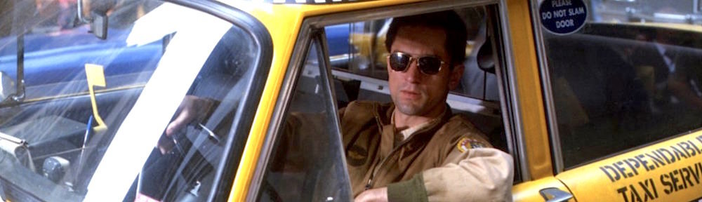Taxi Driver banner