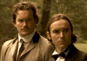 Watson and camp short-arse Holmes