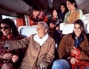 Bhaji on the Bus