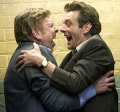 The Damned Bromance