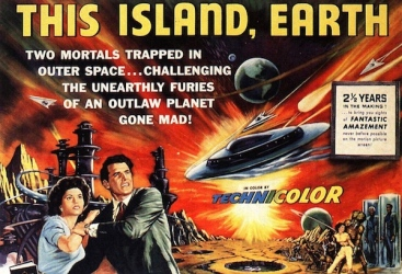 This Island cropped poster