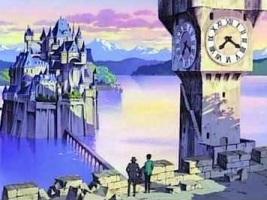 Lupin scenery