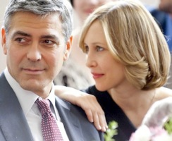 Clooney and girl 1