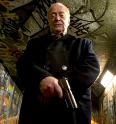 Harry Brown is Michael Caine