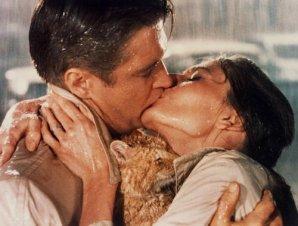 Tiffany's kiss