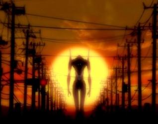 Tokyo III sunset