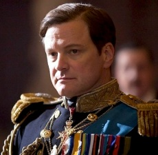 Colin Firth is the King