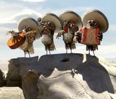 Mariachi Birds
