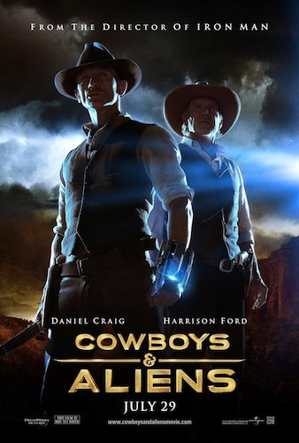 Cowboys & Aliens: Extended Director's Cut (2011) (1/6)