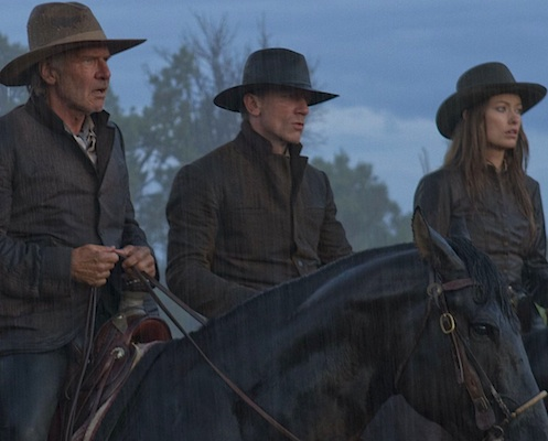 Cowboys & Aliens: Extended Director's Cut (2011) (6/6)