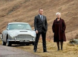 The DB5 - The Car