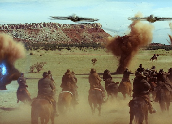 Cowboys & Aliens: Extended Director's Cut (2011) (3/6)