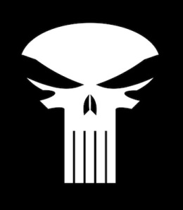 New Punisher logo