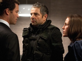A case for McNulty and Scully