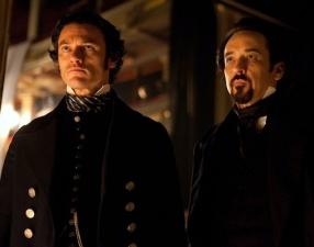 Holmes and Watson...