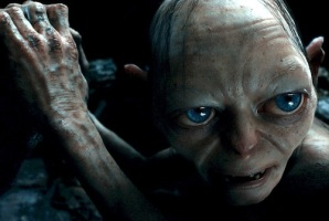 Gollum has a bigger role ahead
