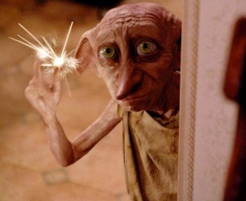 Harry Potter and the Annoying House Elf
