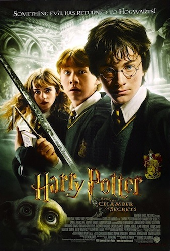 Harry Potter and the Chamber of Secrets: Extended Version (2002/2005) (1/4)