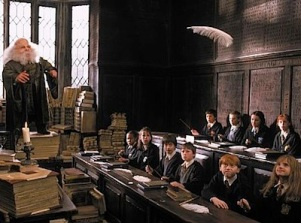 Harry Potter and the Floating Feather