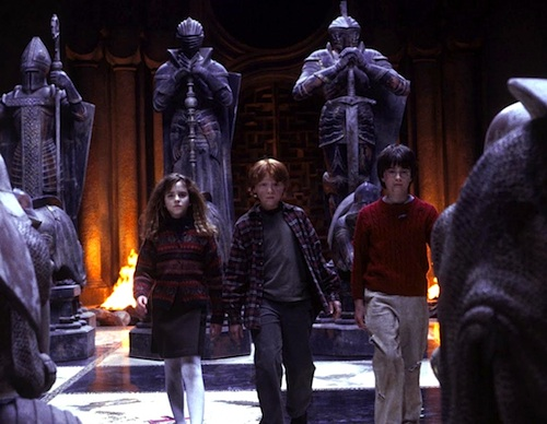 Harry Potter and the Philosopher's Stone: Extended Version (2001/2004) (3/4)