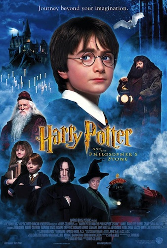 Harry Potter and the Philosopher's Stone: Extended Version (2001/2004) (1/4)