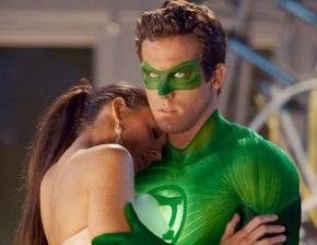 Bye bye Green Lantern