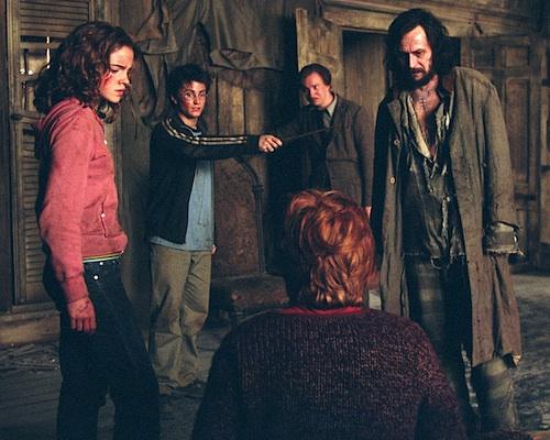Harry Potter and the Prisoner of Azkaban (2004) (3/4)