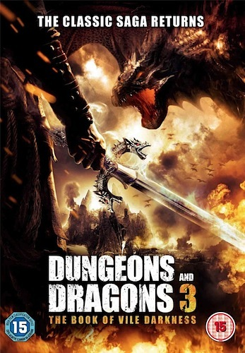Dungeons & Dragons: The Book of Vile Darkness (2012) (1/3)