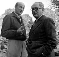 Michael Powell and Emeric Pressburger