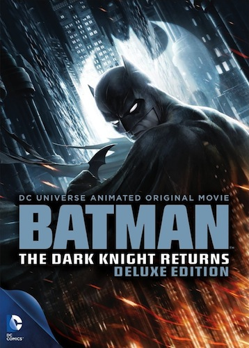 Batman: The Dark Knight Returns - Deluxe Edition (2013) (1/5)