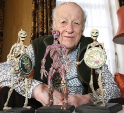 Ray Harryhausen and his creations