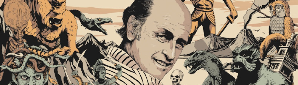 Ray Harryhausen banner