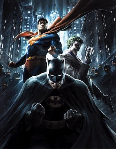 Batman: The Dark Knight Returns - Deluxe Edition (2013) (4/5)