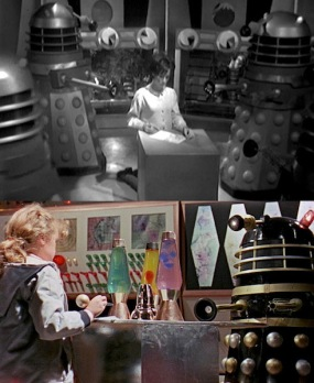 Daleks' little helper