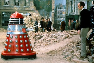 Daleks! On Earth!