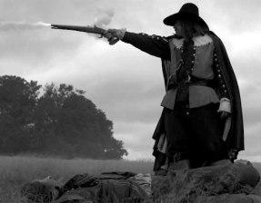 Ye olde gunfight