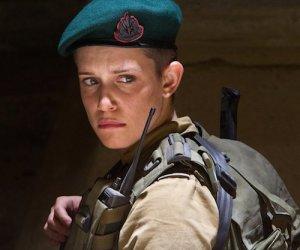 Daniella Kertesz's Israeli soldier