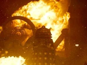 Dalek explosion!