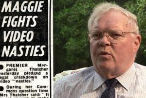 Graham Bright, politician - villain