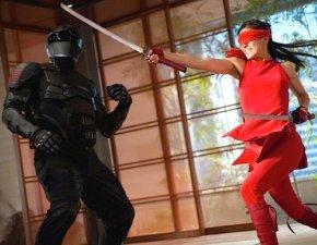 Outré ninjas