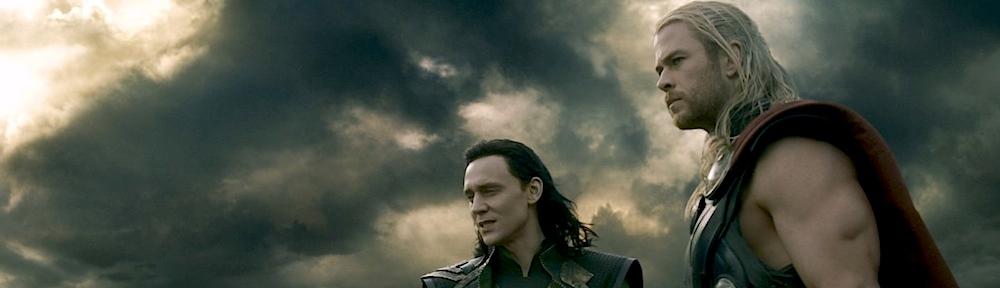 Thor: The Dark World banner