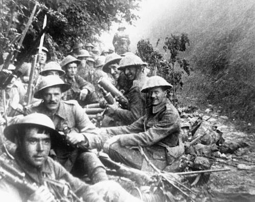 The Battle of the Somme (1916) (4/6)