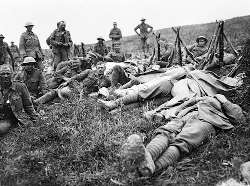 The Battle of the Somme (1916) (5/6)