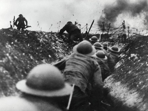 The Battle of the Somme (1916) (2/6)