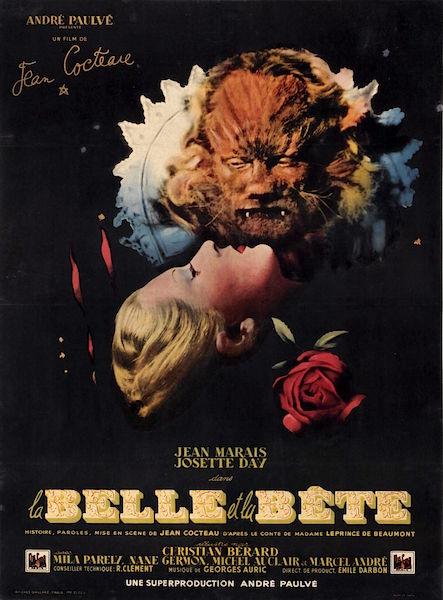 La Belle et la Bête (1946) (1/6)