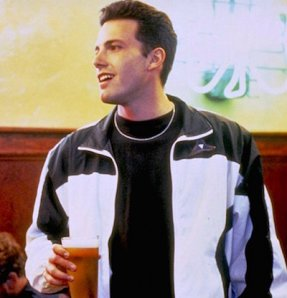 Affleck and beer
